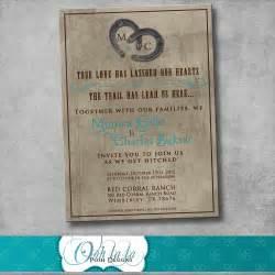 Diy Rustic Wedding Invitations Rustic Charm Wedding Invitation Diy By Oohlalaposhdesigns