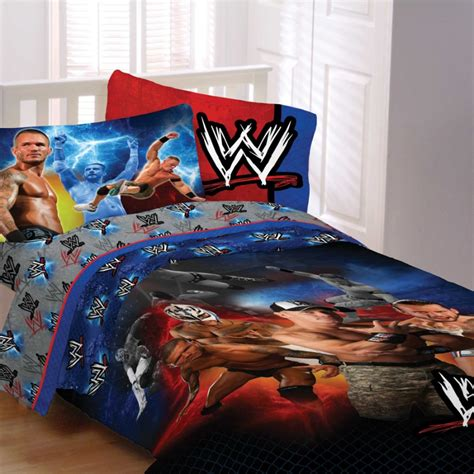 wwe bed set wwe bedroom decor home decoration