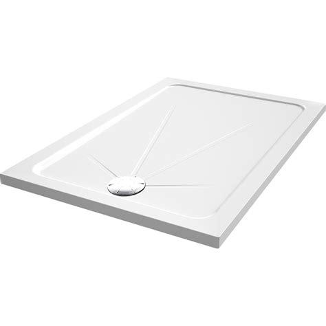 receveur de rectangulaire l 120 x l 80 cm