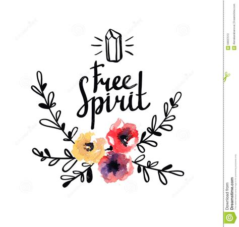 Rustic Logo Template With Watercolor Flowers And Branches Stock Vector Image 59937513 Watercolor Logo Template
