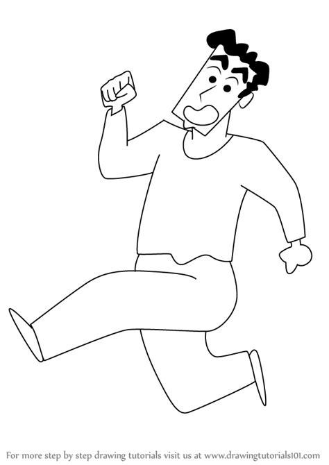 tutorial alis shinchan shinchan cartoon character drawing adultcartoon co