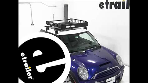 how much can a jeeppass tow review of the yakima loadwarrior roof cargo basket on a
