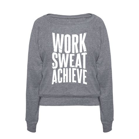 Hoodie Wanita No Shorcuts Work For It work sweat achieve t shirts tank tops sweatshirts