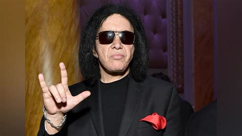 Gene Simmons gene simmons announces 2 000 box set quot the vault quot cbs news