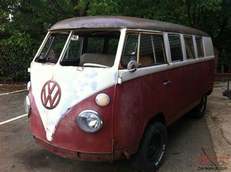 kombi volkswagen for sale vw splitscreen kombi 1966 11 window camper bus van solid