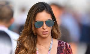 Dress Survived Abu jenson button s brittny ward displays cleavage ahead of abu dhabi grand prix daily
