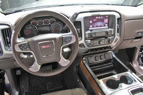 Gmc Interior by 2014 Gmc Headls Autos Post