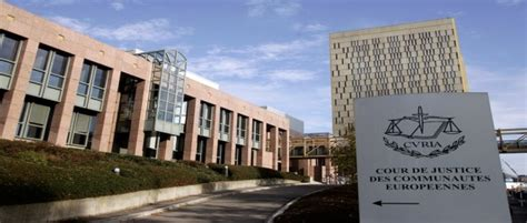 sede corte di giustizia europea testo sentenza cgue invenzioni biotecnologiche