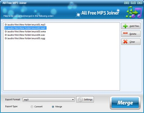 download mp3 converter and joiner rogai info software details for all free mp3 joiner 4 2 2