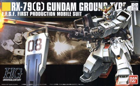 Hg Rx79 Ground Type Best Buy Bandai 1 144 Hguc 079 Rx 79 G Gundam Ground Type