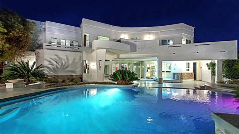 3 Bedroom House For Rent Las Vegas mike tyson s nevada mansion listed at 1 5 million tiger
