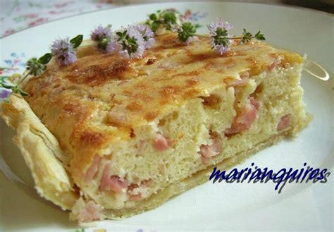 pastel salado thermomix vuelvo con ustedes con un pastel salado a los dos jamones