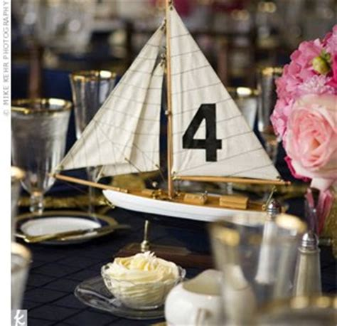 boat wedding decoration ideas nautical non flower centerpieces and where to find diy