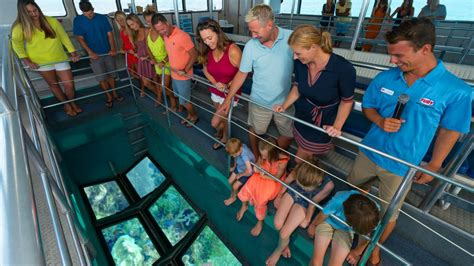 key west glass bottom boat tours fury water adventures - Glass Bottom Boat Tours In Key West