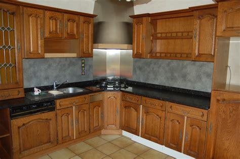 meuble de cuisine en chene id 233 es de d 233 coration
