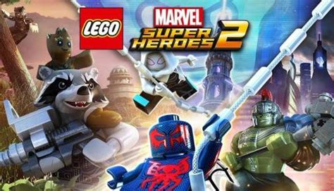 Kaset Ps4 Lego Marvel Heroes 2 lego marvel heroes 2 ps4 review squarexo gameguidedog walkthroughs news and