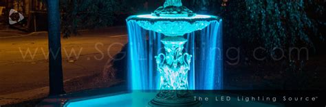 Underwater Landscape Lighting Led Underwater Lighting Sgi Lighting
