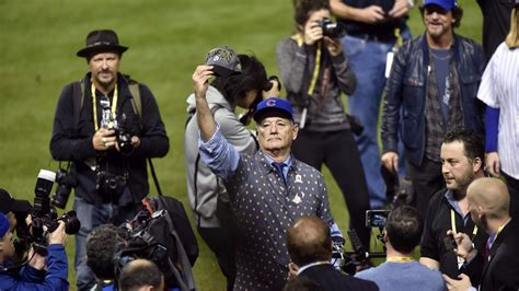 bill murray alive 11alive bill murray celebrating the cubs world