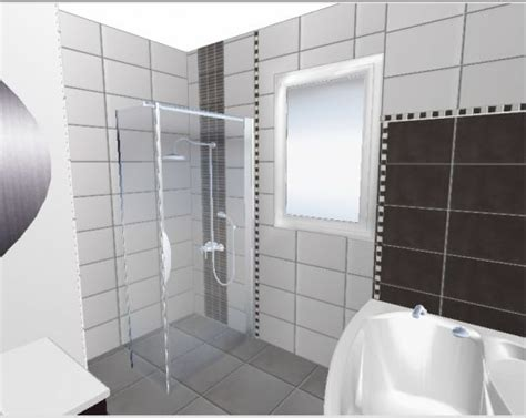 Calepinage Salle De Bain calepinage carrelage salle de bain