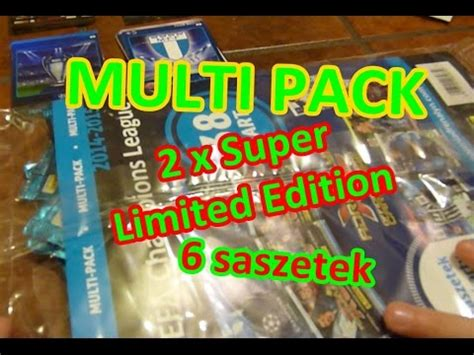 kessben multi xl adition mega multi pack chions league limited edition