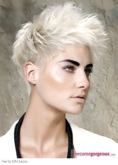 become gorgeous pixie haircuts pictures short hairstyles gorgeous short tapered haircut