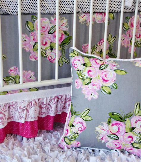 vintage baby bedding crib sets vintage floral baby bedding set