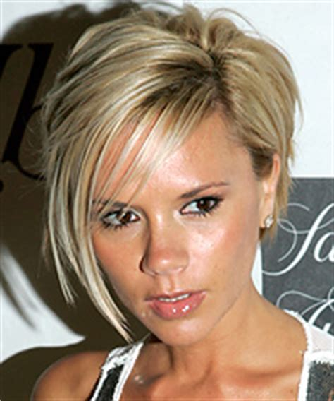 victoria beckham short hairstyles back and front victoria beckham s short hairstyles overview