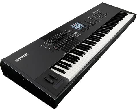 Keyboard Yamaha Motif yamaha motif xf8 88 key hammer workstation pssl