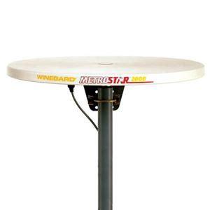 winegard ms 1000 omni directional tv antenna metrostar non lified vhf uhf air hdtv signal o