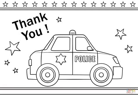 free coloring pages of please and thank you