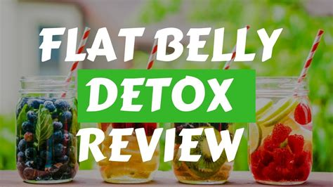 Detox Hoax Or Real by Flat Belly Detox Review Flat Belly Detox Scam Health