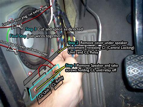 Motor Central Lock Bagasi Bmw E34 Dan E36 Originalcopotan how to fix your bmw e30 e30 central locking issues