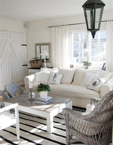 cottage wohnzimmer shabby chic decor ideas for your cottage