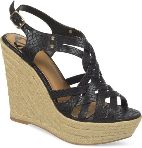 fergalicious caprinni platform wedge sandals shopstyle