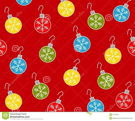 pattern background ornament christmas ornaments pattern 2 stock illustration image
