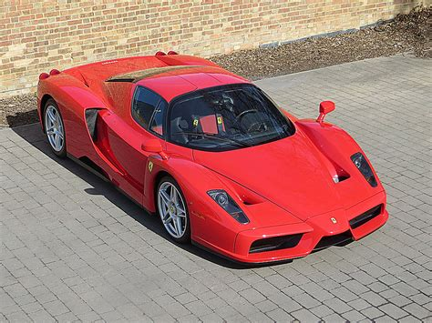 Ferrari Enzo For Sale by Virtually Brand New Ferrari Enzo For Sale Has Only Pre