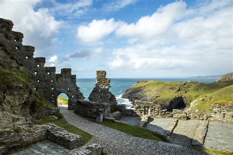 Tinta Jel Tintagel Cornwall An Essential Guide