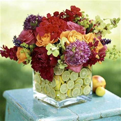 extravagante len garden flower arrangements