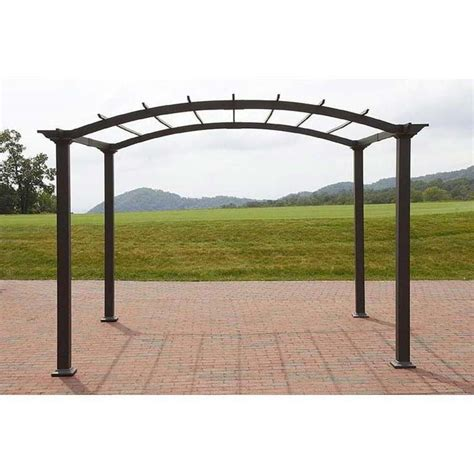 10x10 Aluminum Gazebo Metal Gazebo Kits Sales Gazeboss Net Ideas Designs
