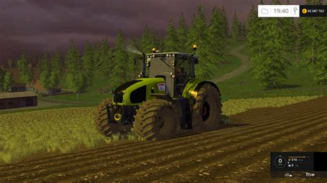 mod game farming simulator claas axion 950 v 3 0 farming simulator 2017 mods