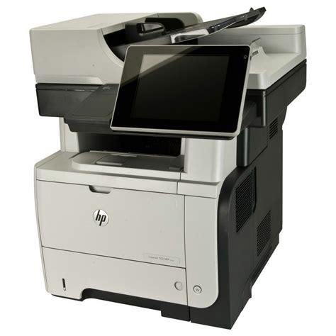 Printer Hp 500 Ribuan hp laserjet enterprise 500 mfp m525f series copierguide