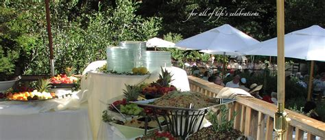 Backyard Wedding Buffet Ideas Delicious Catering For All Of S Celebrations