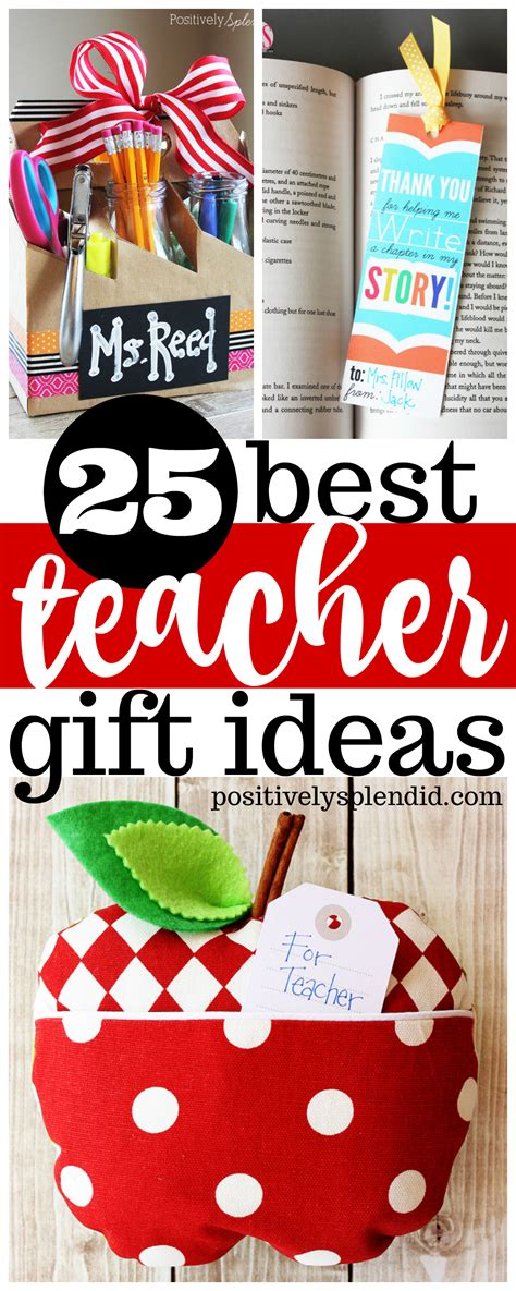 25 gift ideas 25 best teacher gift ideas positively splendid bloglovin