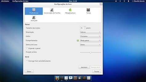 awn applets avant window navigator awn uma dock 250 til ubuntued