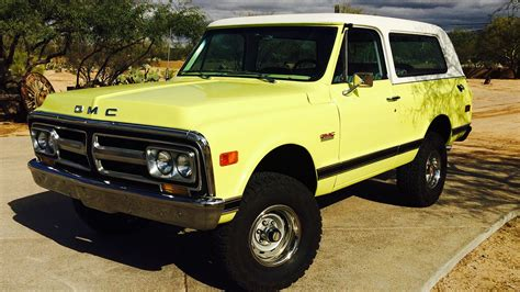 1972 gmc jimmy 1972 gmc jimmy s69 los angeles 2017
