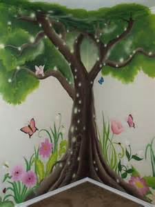 Painted Wall Murals For Kids 1000 Ideas About Tree Wall Painting On Pinterest Tree