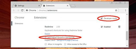 chrome developer mode how to remove chrome extensions installed by enterprise policy