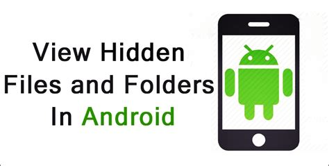 how to view files and folders in android - View Android Files On Pc