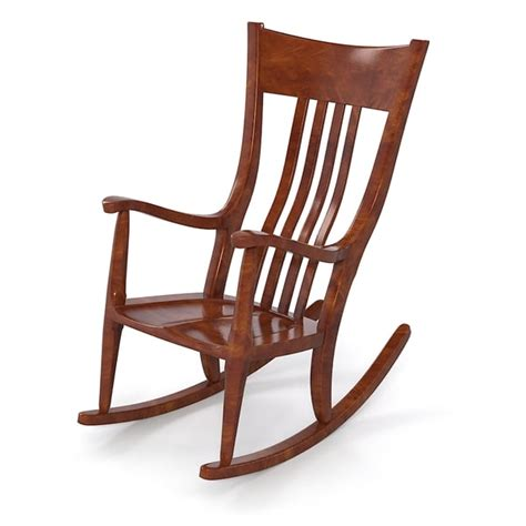 best rocking chair 3d model mesquite rocking chair
