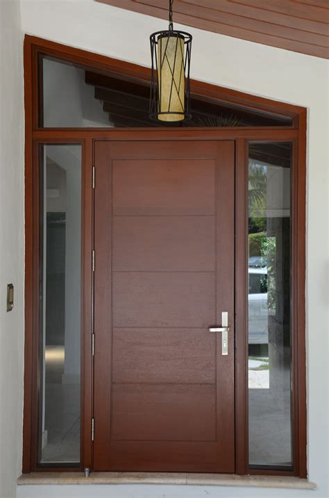 solid wood front doors amazing solid wood exterior doors custom front door